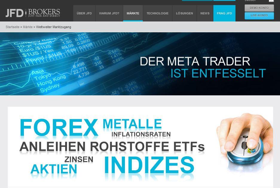 Forex broker vergleich spread