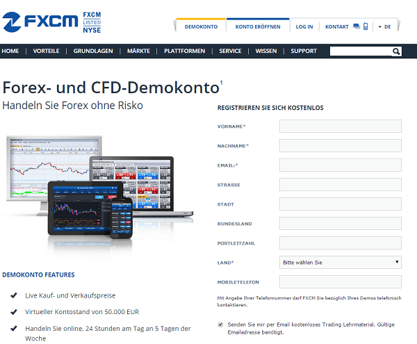 Forex homepage
