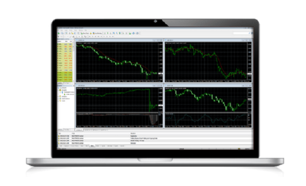 Der MetaTrader 4 bei ValuTrade