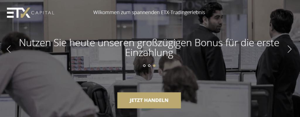 etx capital einzahlungen und auszahlungen