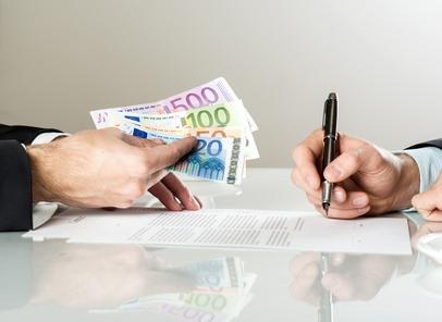 Einfache Beantragung der Auszahlung