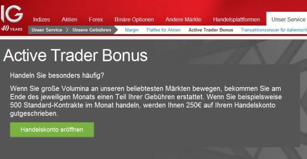 konto eröffnen bonus