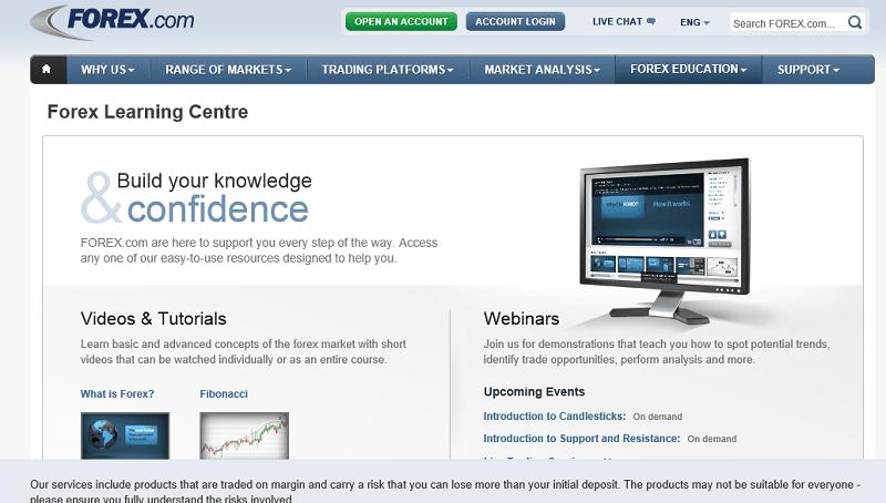 Weiterbildung forex.com