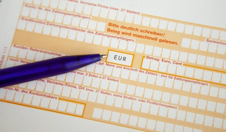 JFD Brokers bietet unter anderem Banküberweisungen an