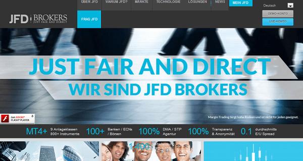 Forex jfd