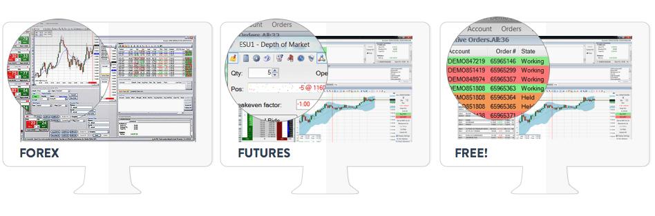 OEC Trader auf direktbroker-FX