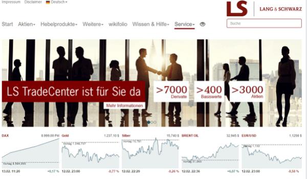 Direkthandelspartner Schwarz & Lang