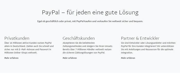 Binäre Optionen mit PayPal handeln
