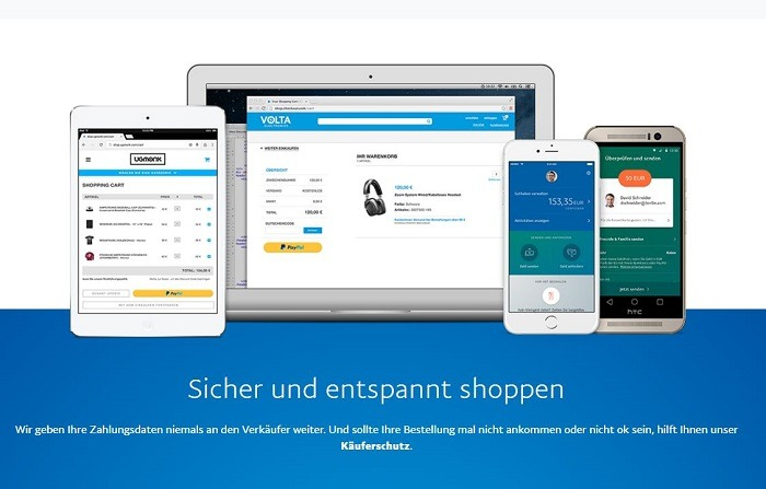 Einzahlungen bei FxPro können über erfahrene Zahlungsdienstleister sicher und schnell abgewickelt werden