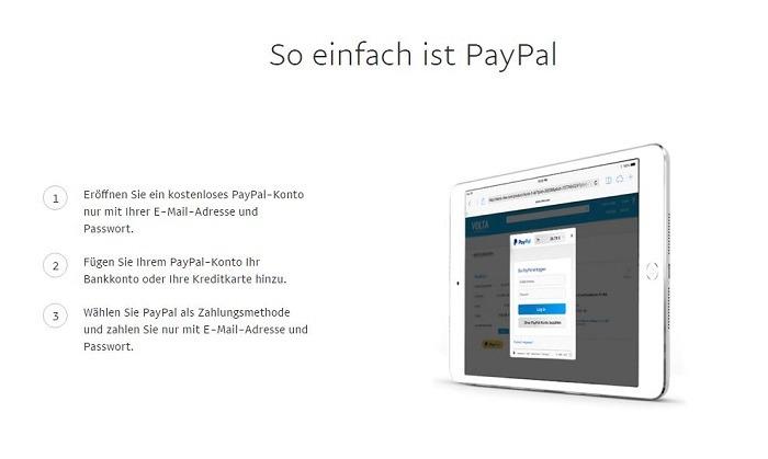 Schnell und einfach mit PayPal einzahlen - FxPro bietet diese Methode an