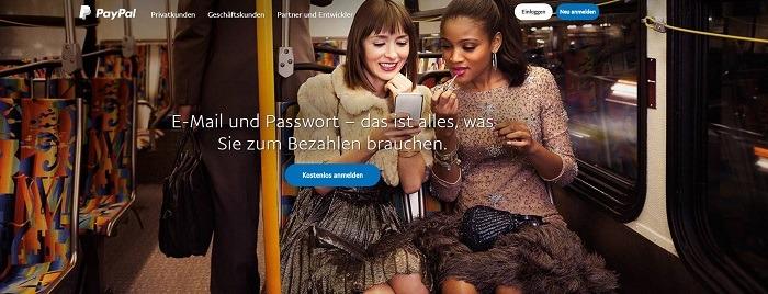 Trading mit PayPal sicher bezahlen