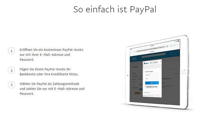 Wenige Online-Broker mit PayPal