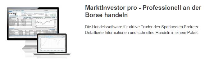 Profi Tradingsoftware S Broker