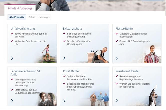 Targobank Schutz & Vorsorge