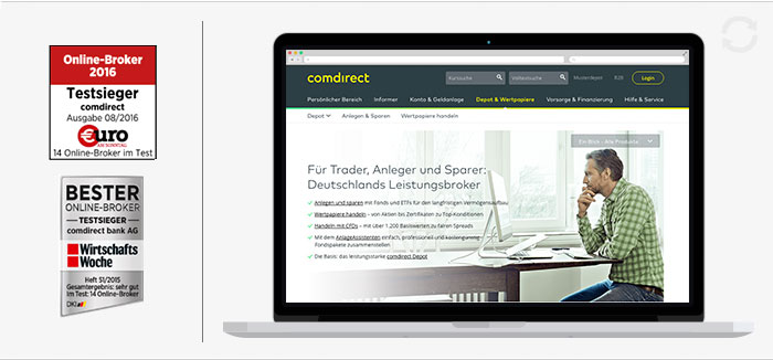 Comdirect Depotübertrag Prämie