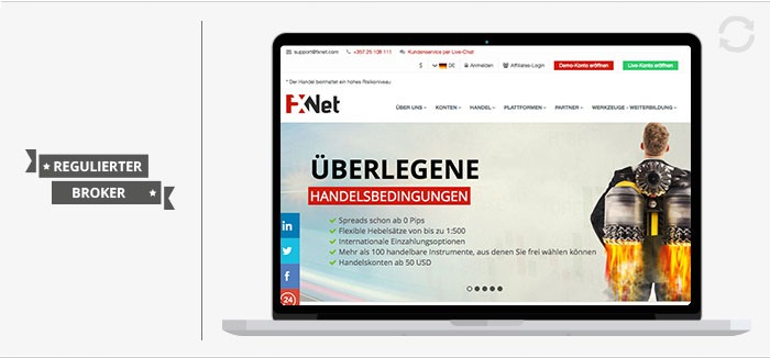 FxNet Erfahrungen von Forexhandel.org