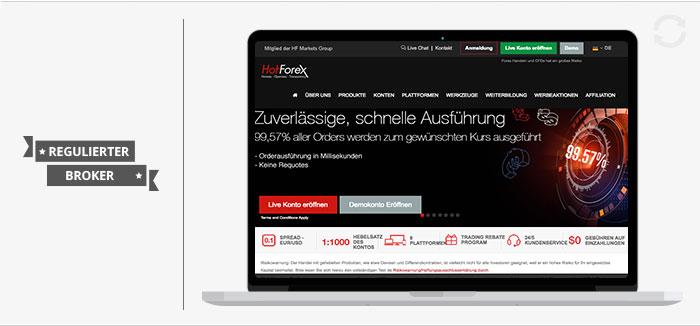 HotForex Erfahrungen von Forexhandel.org