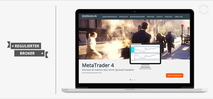 direktbroker.de Erfahrungen von Forexhandel.org