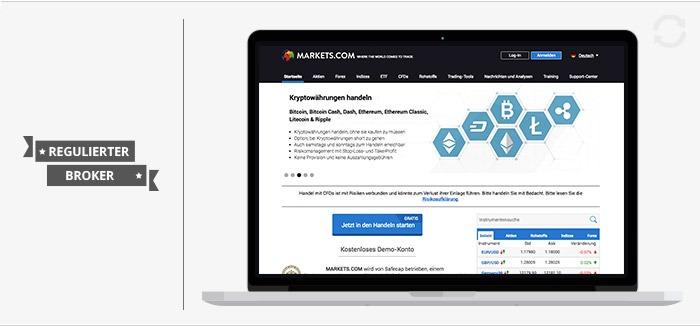Markets.com Krypto Erfahrungen von Forexhandel.org