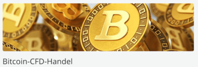 AvaTrade Bitcoin CFD Handel