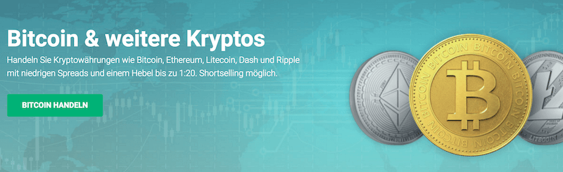Bitcoin Exchange XTB Kryptowährungen Handel