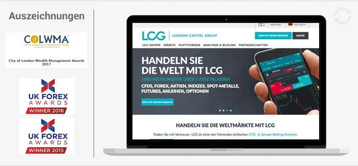 LCG Erfahrungen von Forexhandel.org