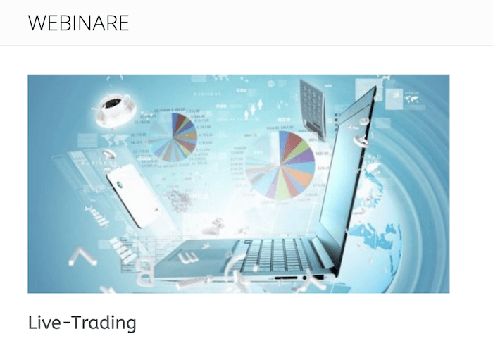 Smart Markets Bildungsangebot