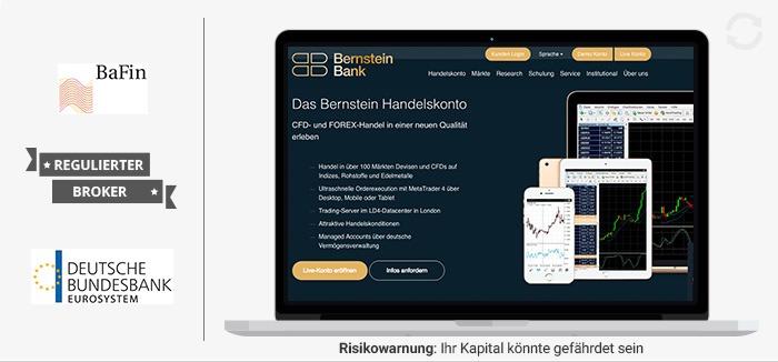 bernstein bank erfahrungen 2018 forex cfd broker im test. Black Bedroom Furniture Sets. Home Design Ideas