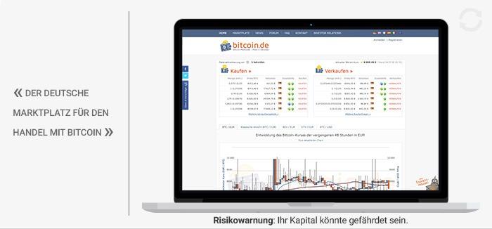 Bitcoin.de Erfahrungen von Forexhandel.org