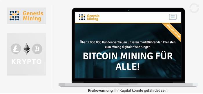 Genesis Mining Erfahrungen von Forexhandel.org