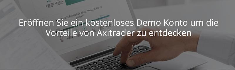 AxiTrader Demokonto