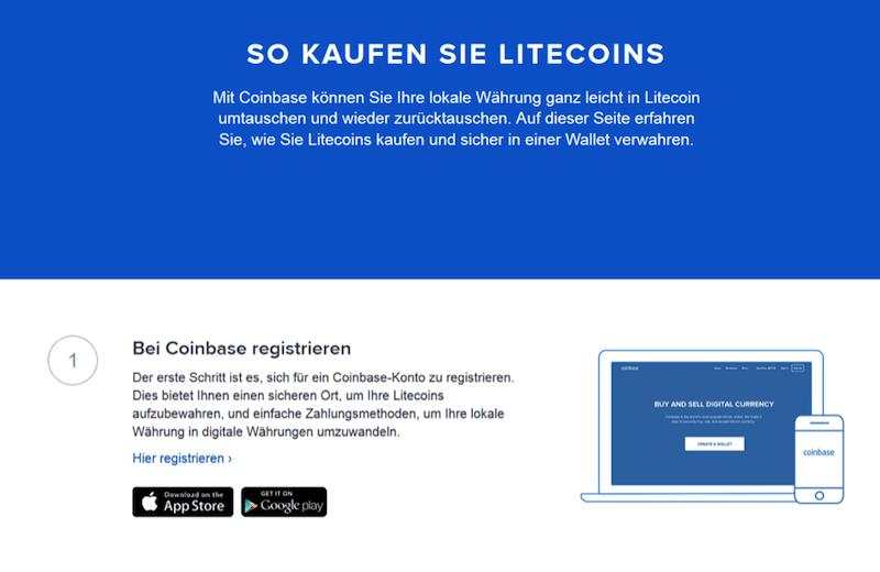 Coinbase im Überblick