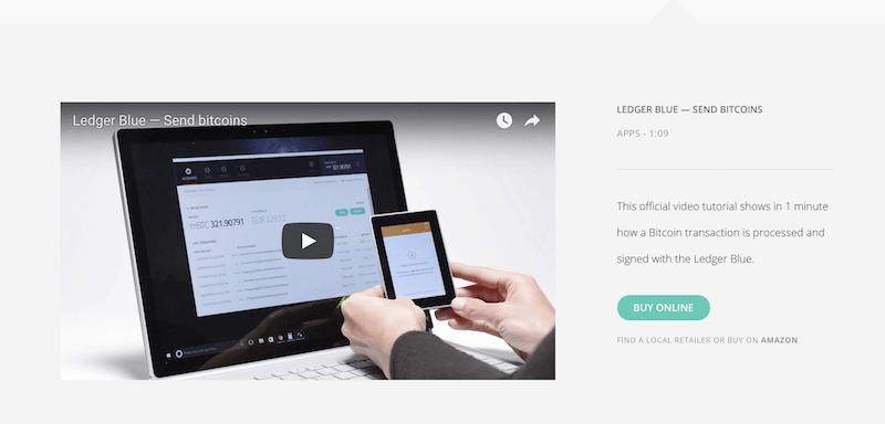 Ledger Wallet Videos