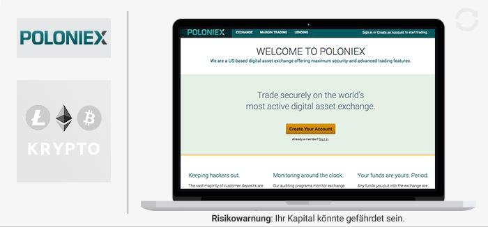 Poloniex Erfahrungen von Forexhandel.org
