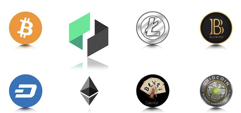Bittrex Kryptowährungen