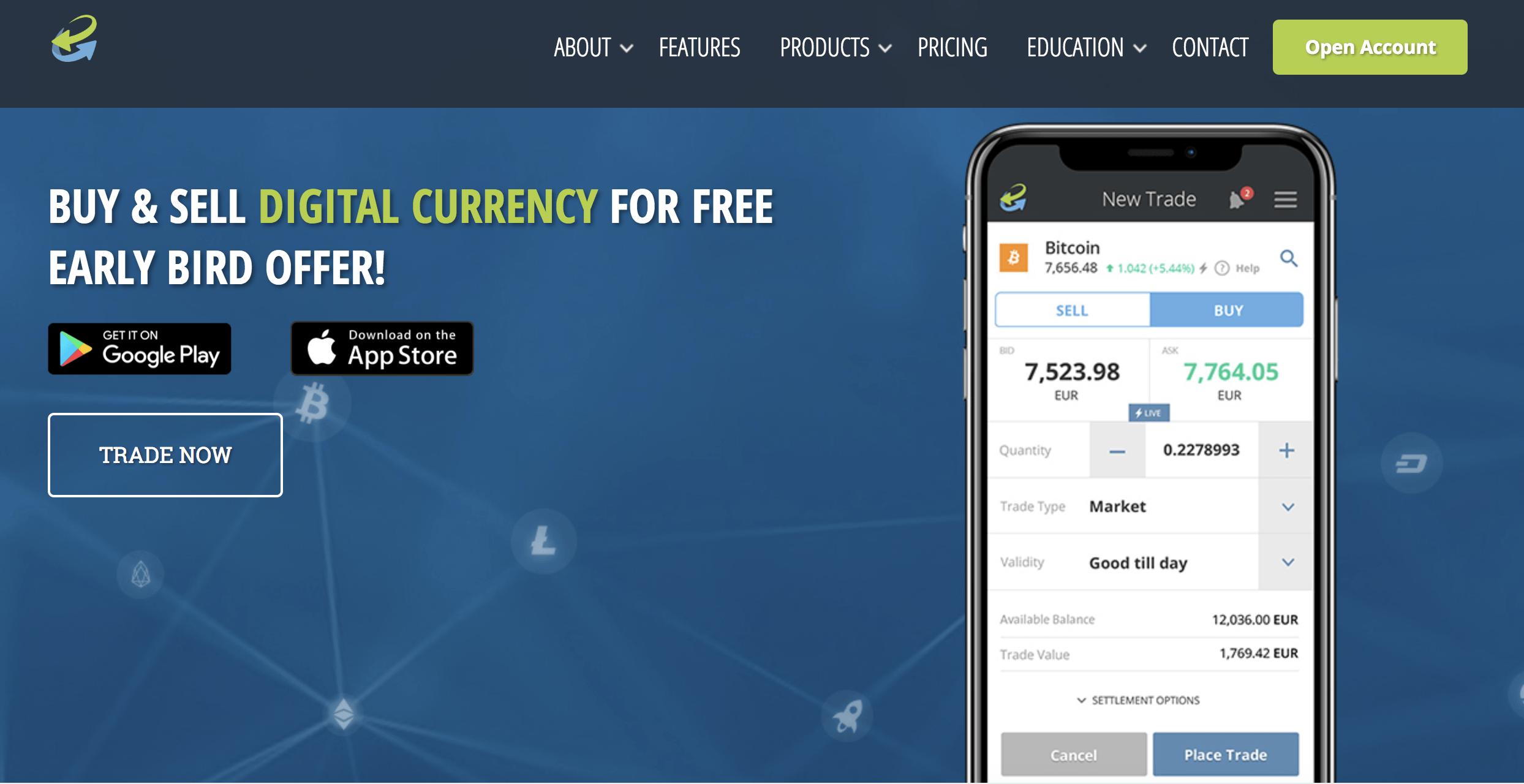 Auch der Handel unterwegs ist dank ccTrader App möglich