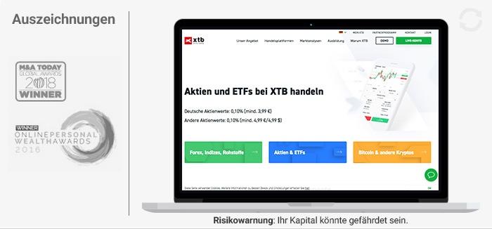 XTB Aktien Erfahrungen von Forexhandel.org