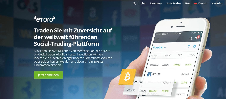 eToro Starteite, Bitcoin Funktionsweise