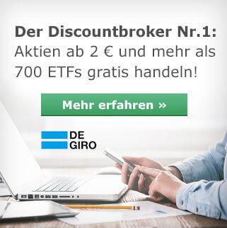 DEGIRO Discountbroker