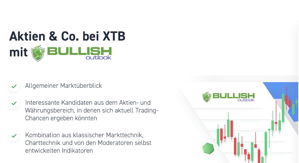 XTB BullishOutlook