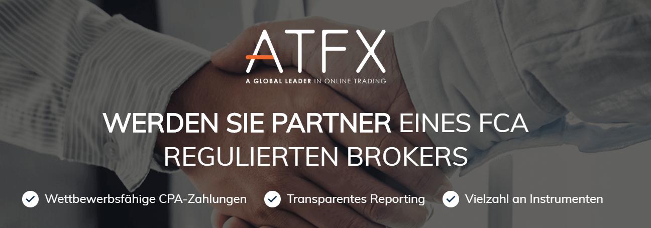 ATFX ist ein FCA regulierter Broker
