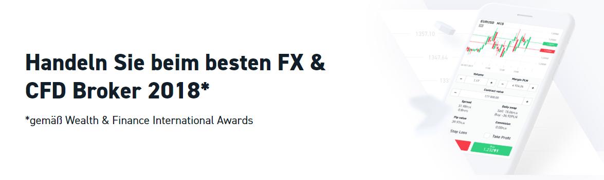 XTB Forex App Erfahrungen
