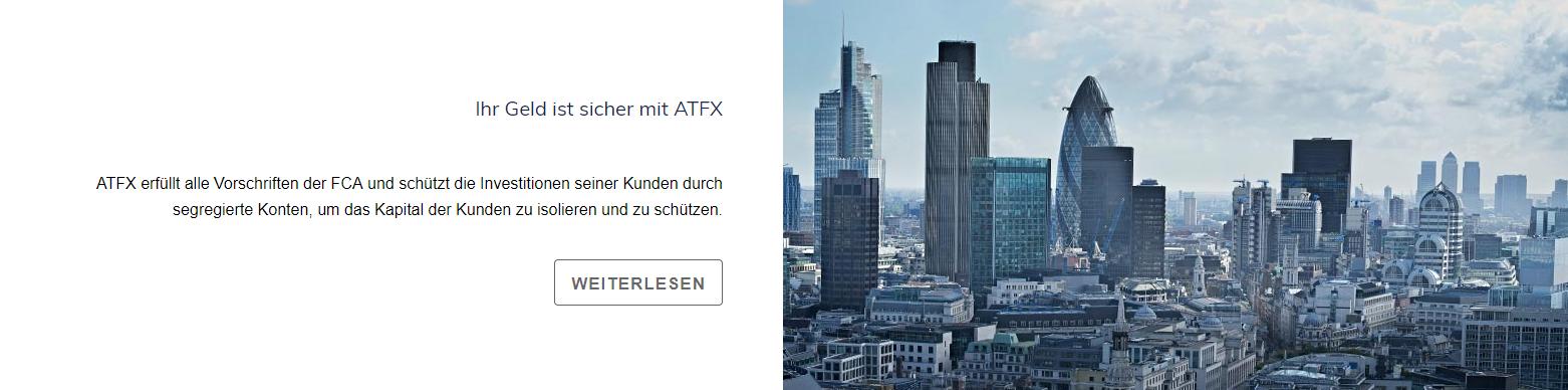 ATFX FOREX Erfahrungen