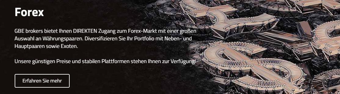 GBE Brokers Erfahrungsbericht
