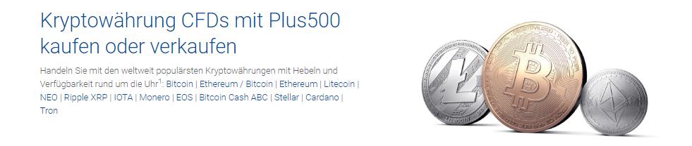 Plus500 CFD