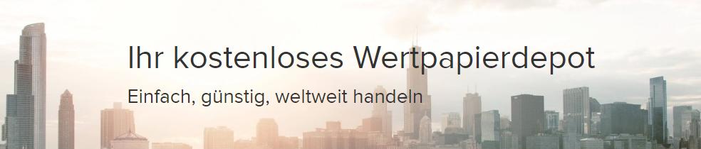 Consorsbank Musterdepot