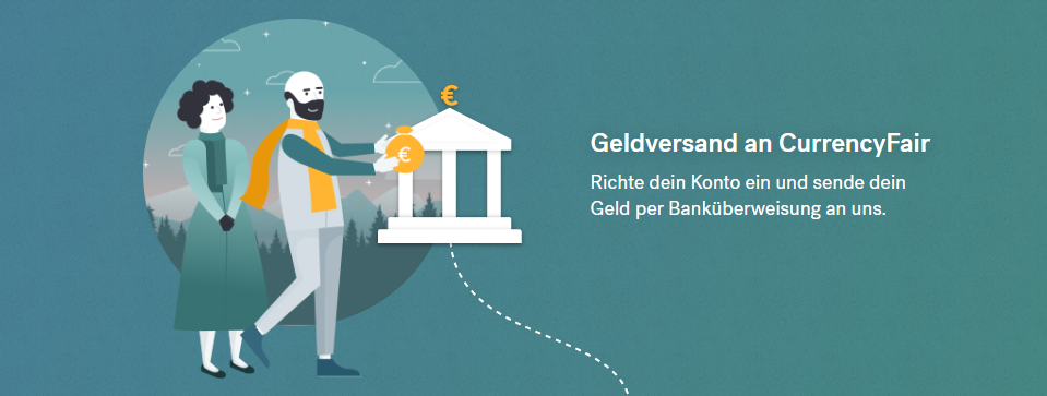 CurrencyFair Erfahrungen