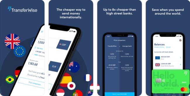 TransferWise App Erfahrungen