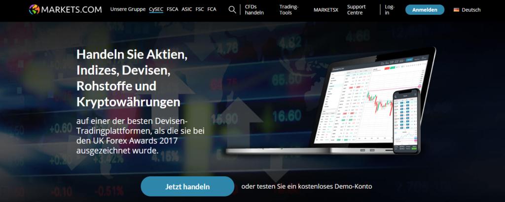 Markets.com Erfahrungen