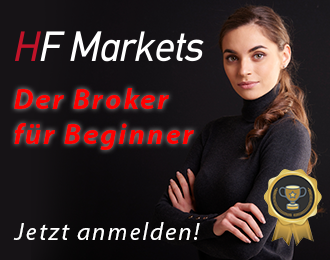 HF Markets Broker für Beginner